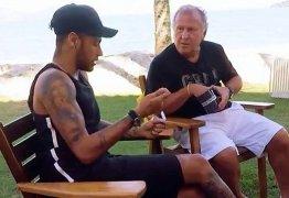 Neymar fala sobre trio com Jesus e Coutinho na seleção na Copa: 'Espero que resolva'