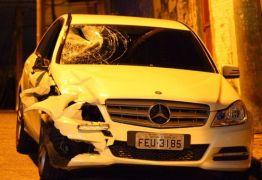 Carro de luxo atropela e mata mulher e dois filhos na zona sul