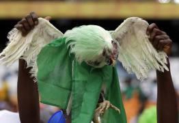 SEM SORTE: Torcida nigeriana é proibida de levar galinhas na estreia da Copa