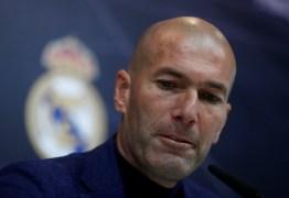 Zidane pediu demissão após discutir com presidente do Real Madrid, diz jornal