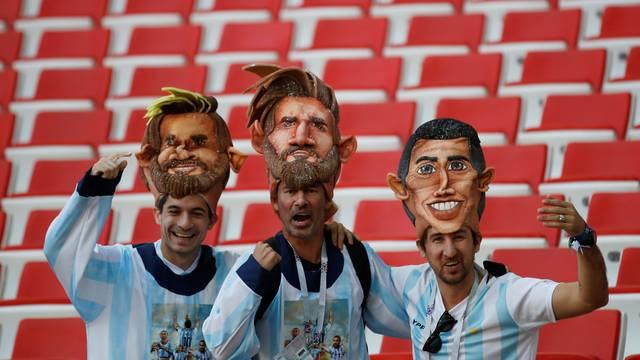 2018 06 16t114620z 1679341032 rc1e8da46580 rtrmadp 3 soccer worldcup arg ice - Argentina estreia na Copa do Mundo em jogo contra Islândia