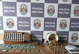 Polícia Militar encontra ponto de comércio ilegal de medicamento e agiotagem