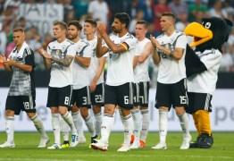 Pesquisa: para não ver penta alemão, brasileiro prefere até Argentina campeã