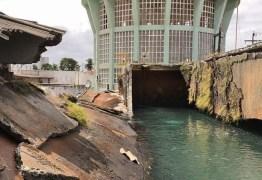 Cagepa abre investigação para apurar vazamento na caixa d´água da Diogo Velho