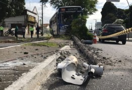 Sintur-JP emite nota após acidente na Av. Cruz das Armas; confira