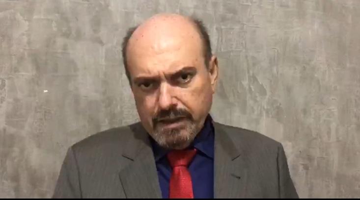 Deputado Jeová Campos critica decisão de Fachin de arquivar pedido de liberdade de Lula - Jeová Campos critica construção de novo prédio da ALPB anunciada por Adriano Galdino