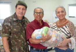 Em parceria com o Exército, Sesc realiza doações do Circuito de Corridas/Corrida da Infantaria