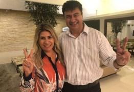 Em Juazeirinho, Edna Henrique recebe apoio do ex-prefeito e médico Dr. Fred Marinheiro
