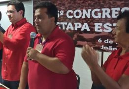 """FALSO E INCONVINCENTE: O PT da Paraíba já está """"assim"""" com os 'golpistas' faz algum tempo… Por Nonato Guedes"""