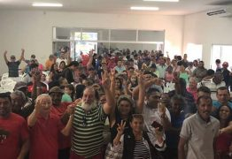 Frei Anastácio recebe apoio à reeleição, em encontro com 400 lideranças no Sertão