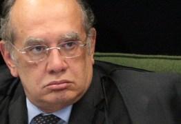 Gilmar suspende tramitação de ação no TJPB sobre a LOA/2018
