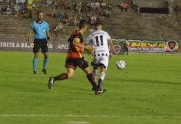 No Almeidão, Botafogo-PB empata com o Globo-RN e fica fora do G4