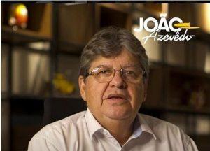 JOAÃO 300x216 - OUÇA: Azevêdo fala pela 1ª vez sobre polêmica das 'agulhadas' e critica gestão Romero e a empresa responsável pelo São João de CG