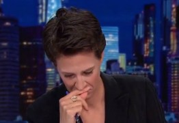 Jornalista dos EUA chora ao vivo ao noticiar separação de crianças dos pais -VEJA VÍDEO