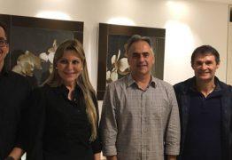 Prefeita de Fagundes, do MDB, anuncia apoio a Lucélio