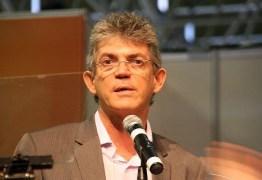 Ricardo Coutinho inaugura barragem Pedra Lisa no município de Imaculada