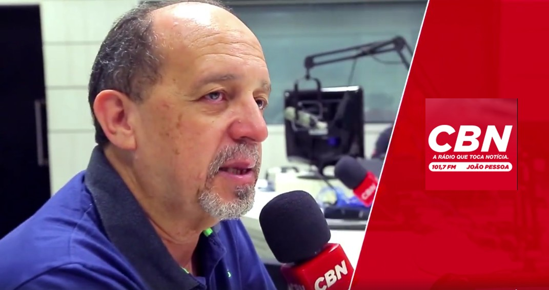Rubens Nobrega - BAIXA NA CBN- Depois de 7 anos e prestes a completar 45 anos de profissão Rubens Nóbrega é demitido - Saiba Mais