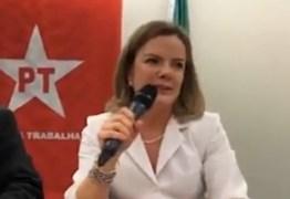 Gleisi diz que absolvição pode ter efeitos paraLulae comemora decisão do STF