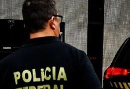 Polícia Federal deflagra operação na Paraíba contra o tráfico interestadual de drogas