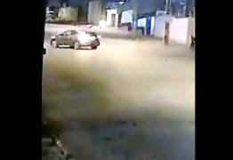 Idosa morre atropelada por motocicleta em Campina Grande- VEJA VÍDEO