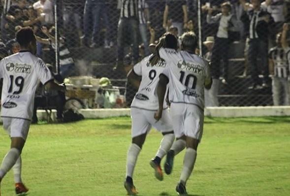 TrezeFC X Iporá - Em casa,Treze vence o Iporá-GO e avança na Série D do Campeonato Brasileiro