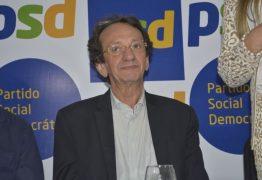 """PSD DEVE RETIRAR APOIO A LUCÉLIO CARTAXO: """"Não há mais espaço para o partido e precisamos rever nossa posição"""", afirma Inaldo Leitão"""