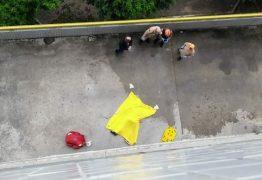 TRAGÉDIA: Rapaz cai do décimo andar de faculdade em João Pessoa