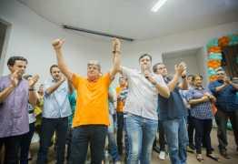 'A minha política sempre foi a de sonhar, executar e ver projetos funcionando', diz João Azevedo