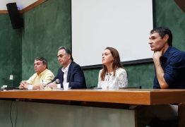 'A Paraíba precisa avançar com uma nova agenda de desenvolvimento', diz Lucélio em debate com empresários da construção civil