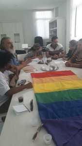 WhatsApp Image 2018 06 29 at 13.29.38 169x300 - Após polêmica nas redes sociais militantes LGBT e Século se reúnem e escola voltará a afixar placas contra discriminação