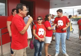 Anísio Maia fala sobre lançamento da candidatura de Lula em João Pessoa: 'a população nos recebeu de braços abertos'