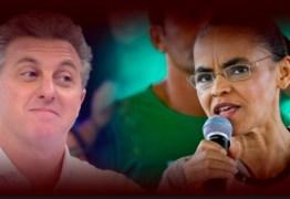 Marina Silva jantará com o apresentador Luciano Huck