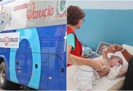 Caravana do Coração: sexta edição começa pela cidade de Monteiro