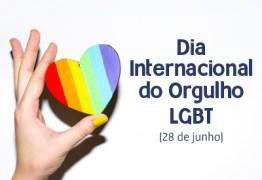 Dia do Orgulho LGBT+: O importante é ser respeitado como um ser humano e ter todos os seus direitos garantidos