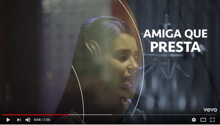 Eduarda brasil lança primeiro álbum e diz quanto guardou do seu prêmio -VEJA VÍDEO