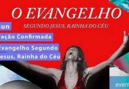 CENSURA? Prefeitura do Rio não receberá peça com Cristo transexual