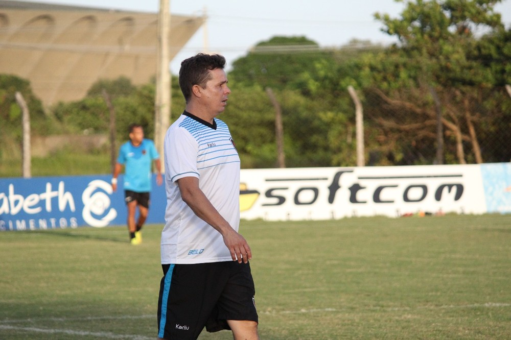evaristo piza nadya 12.06.18 2 - Campeonato Brasileiro: Botafogo-PB enfrenta o Salgueiro neste sábado
