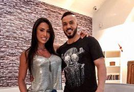 Gracyane Barbosa e Belo protagonizam foto inusitada no Dia dos Namorados – CONFIRA