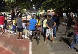 Homem é assassinado a tiros na Orla do Cabo Branco, em João Pessoa