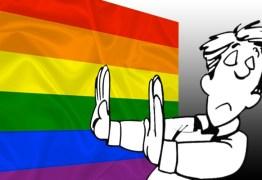 HOMOFOBIA NA JUSTIÇA: Tárcio Teixeira denuncia decisão de juiza que derrubou lei contra preconceito
