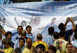 Torcedores argentinos provocam o Brasil em nova música para a Copa; VEJA VÍDEO!