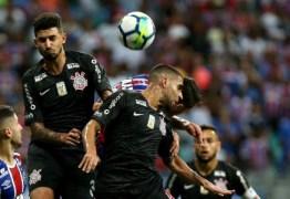 Bahia vence pela insistência e bate Corinthians no Brasileirão –  VEJA GOL