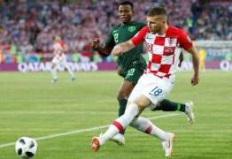 Com gol de Modric, Croácia vence Nigéria sem sustos em estreia na Copa