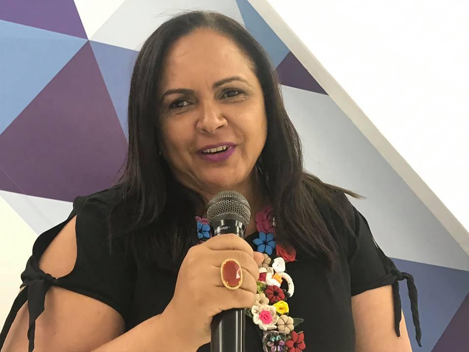 lídia de moura master news pmn - VEJA VÍDEO: Lídia de Moura fala sobre participação feminina na política e sobre estratégias do PMN-PB