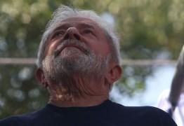 Lula disse é contra pedido de prisão domiciliar