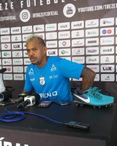 marcelinho paraiba 240x300 - Marcelinho Paraíba volta aos treinos depois de 'sumiço'