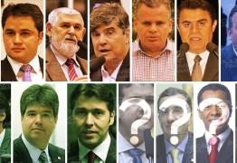O TAMANHO DA RENOVAÇÃO: quem fica e quem diz adeus à bancada federal? E quem são os candidatos à vitória?