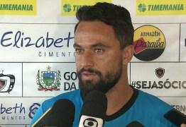 Nando admite que o Belo sentiu a falta de Marcos Aurélio contra a Juazeirense