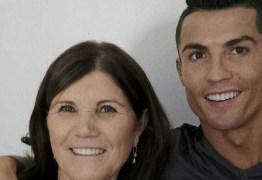Mãe de Cristiano Ronaldo confessa que, quando grávida, pensou em abortar o futuro craque