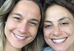 MAIS UM HERDEIRO: Fernanda Gentil diz que quer ter um filho com a namorada